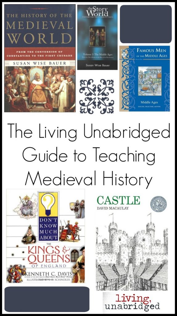 teaching medieval history pin