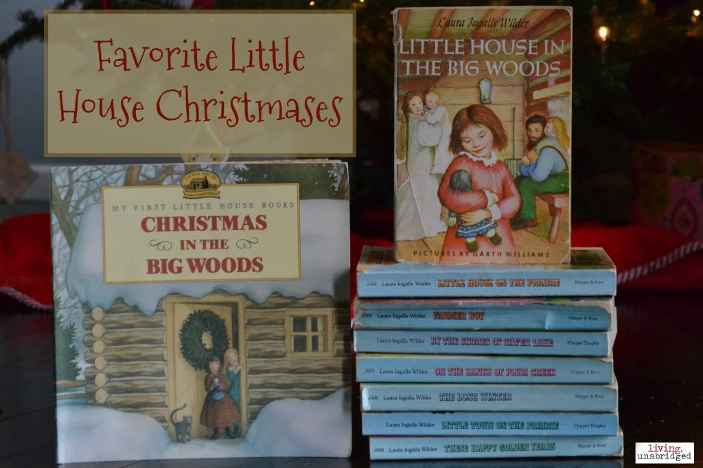 favorite little house christmases