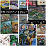 10+ Games to Give as Gifts