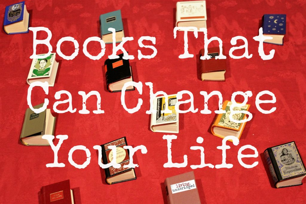 books that can change your life