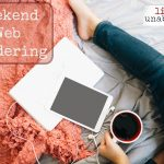 Weekend Web Wandering 2017 Vol. 11