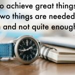 Words on Wednesday – Achieve Great Things