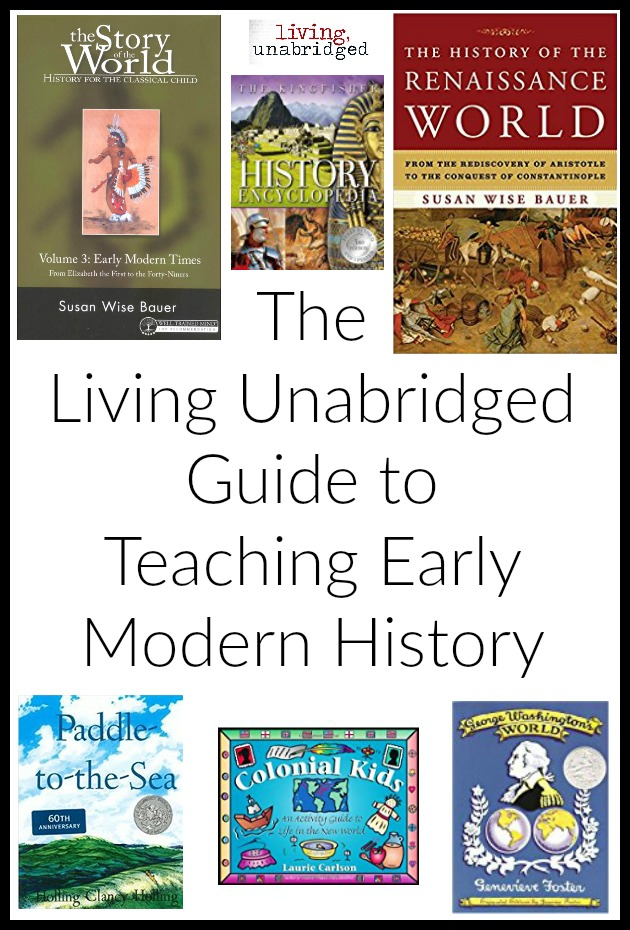 guide to teaching early modern history