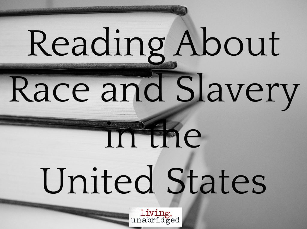 reading about race and slavery in the u.s.