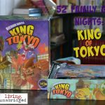 52 Family Game Nights: King of Tokyo