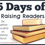 5 Days of Raising Readers: Be Together