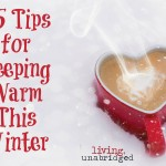 15 Tips for Keeping Warm this Winter