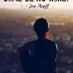 Words on Wednesday – Some Beats None