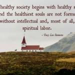 Words on Wednesday – Healthy Societies