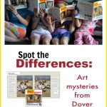 Art Mysteries for Art Education