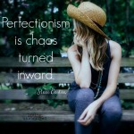 Words on Wednesday – On Perfectionism