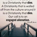Words on Wednesday – Engaged Alienation