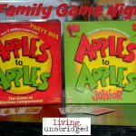 52 Family Game Nights: Apples to Apples