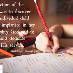 Words on Wednesday – The Function of the Educator
