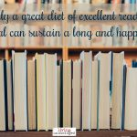 Words on Wednesday – A Great Diet of Excellent Reading