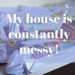 Homeschool Troubleshooting: Messy House