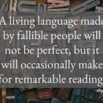 Words on Wednesday – Remarkable Reading