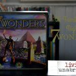 52 Family Game Nights: 7 Wonders