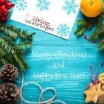 Christmas Things and a Short Break