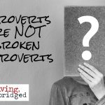 Introverts are Not Broken