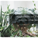 Words on Wednesday – On Humility